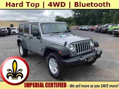 Used 2018 Jeep Wrangler Unlimited JK 4x4