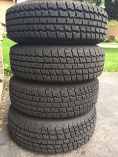 Tires & Rims - Pontiac Sunfire
