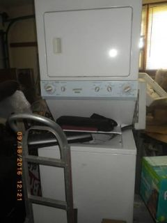 apartment style washer dryer