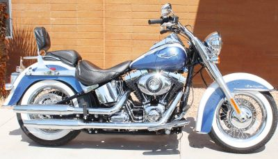 2015 Harley-Davidson Softail Deluxe Cruiser Motorcycles Kingman, AZ