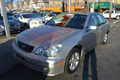 2004 Lexus GS 300 Base (Silver)