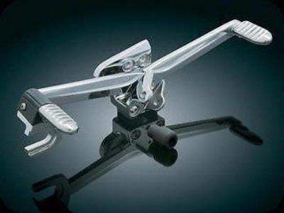 Buy Kuryakyn Heel-Toe Shifter for GL1800 4039 motorcycle in Ashton, Illinois, US, for US $169.99