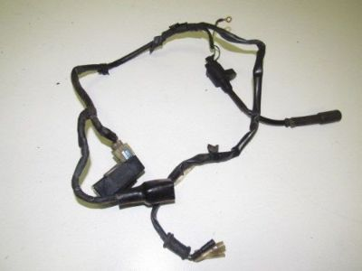 Buy 89 90 91 HONDA XR 600 XR600R WIRING HARNESS MAIN HARNESS CDI BOX COIL ELECTRICAL motorcycle in Norton, Massachusetts, United States, for US $59.95