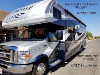 Buy from the Owner - 2019 Forest River Forester 3051S