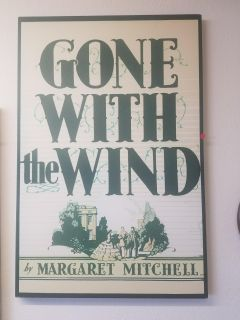 Gone With the Wind artwork