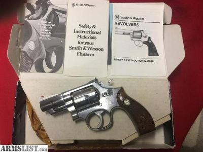 For Sale: Smith and Wesson model 66