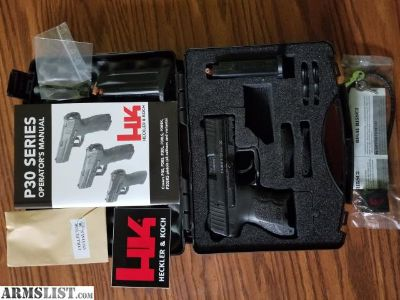 For Sale: HK P30SK For Sale