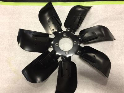 Original 7 Bladed Camaro Z28 3947772 M68 Fan