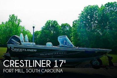 2013 Crestliner 1750 Super Hawk Fish n' Ski