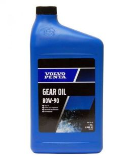 Purchase Volvo Penta GL-5 Gear Oil Quart SAE 80W-90 VOL1141676 motorcycle in Millsboro, Delaware, United States, for US $7.99