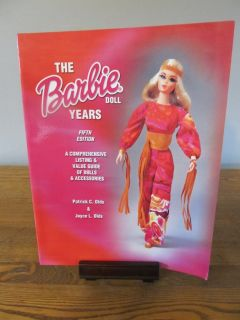The Barbie Doll Years~5th Edition