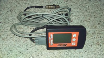 FAST O2 Single Sensor Air-Fuel Meter