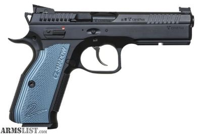 For Sale: CZ Shadow 2 Blue