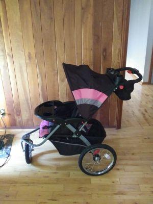 "All Terrain Baby Stroller ""Baby Trend"""