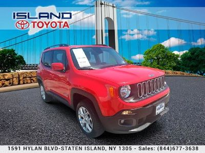 2017 Jeep Renegade Altitude 4x4 LIFETIME WARRANTY ()