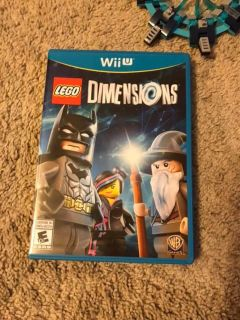 Lego Dimensions for WiiU w/expansions