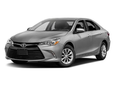 2017 Toyota Camry L (Midnight Black Metallic)