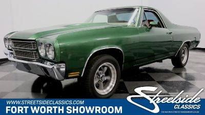 1970 Chevrolet El Camino SS Tribute