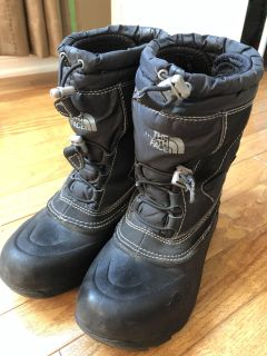 The North Face Winter Boots - Boys Size 1