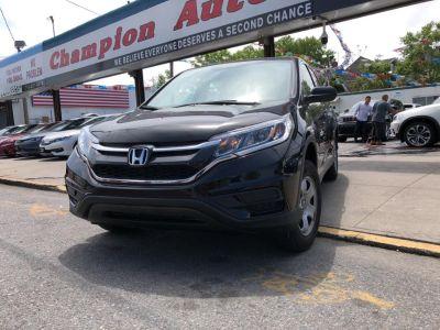 2016 Honda CR-V AWD 5dr LX (Crystal Black Pearl)