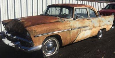 $1,000, 1956 Plymouth Plaza Rat Rod