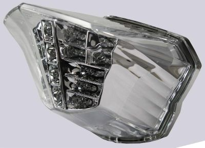 Buy Bike-It Yamaha LED Rear Tail Light FZ6 Fazer 09-10-11-12 motorcycle in Ashton, Illinois, US, for US $89.95
