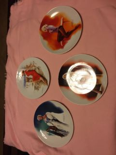 Marylin Munro plate collection