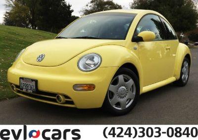 2001 Volkswagen New Beetle 2dr Cpe GLS