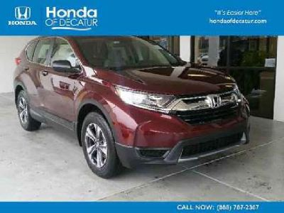 New 2018 Honda CR-V 2WD