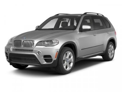 2013 BMW X5 xDrive50i (Black)