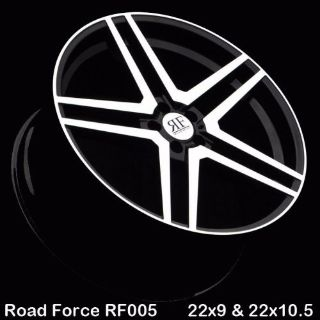 "Sell RF005 22"" RIMS WHEELS MERCEDES ML350, ML450, ML550, ML63 International Shipping motorcycle in Glendale, California, United States, for US $1,199.00"