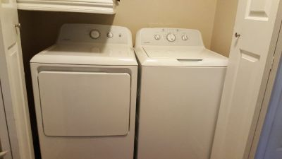 Hotpoint washer and dyer