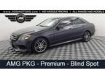 Used 2014 Mercedes-Benz E-Class Gray, 28.4K miles