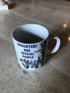 Daughters Are Special People Mug