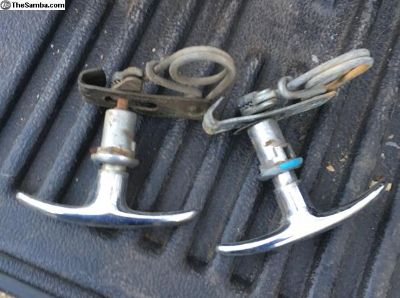 Complete non locking t-handles