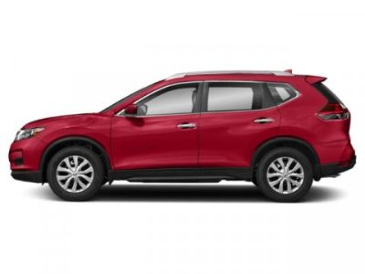2019 Nissan Rogue S (Scarlet Ember Tintcoat)