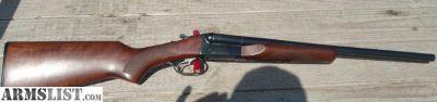 For Sale: 20 gauge coach gun