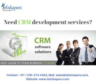 CRM development company