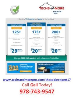 Cable & Internet Services