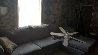 2 piece small sectional