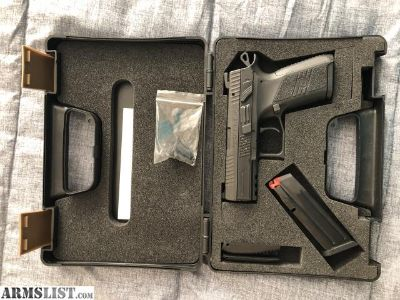 For Sale: CZ P-07 Duty