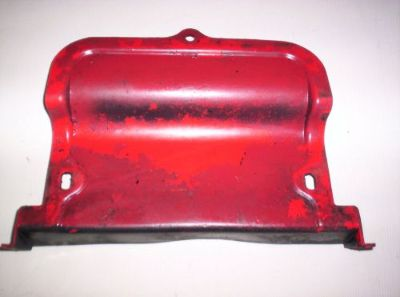 Buy 86 Honda Fourtrax 250 Rear Fender Tool Box Compartment Battery Lid 10292 motorcycle in Farmersburg, Indiana, United States