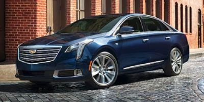 2019 Cadillac XTS Luxury Collection (Phantom Gray Metallic)