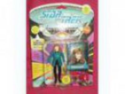 Star Trek (Next generation) action figure- Dr. Beverly Crusher (