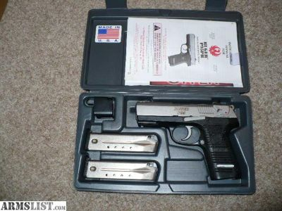 For Sale: New Ruger P95 9mm