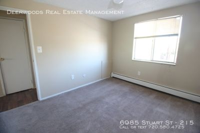 1BR Apt Close to Parks, Trails, Open Space and Rail Station!