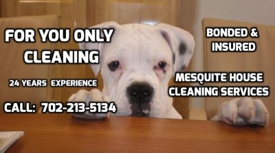 For You Only Home/House Cleaning Services
