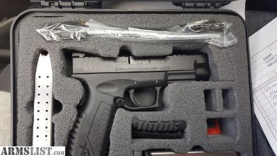 For Trade: XDM OSP 9mm