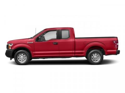 2018 Ford F-150 (Race Red)