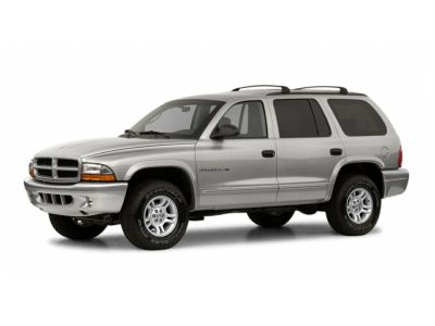 2003 Dodge Durango Sport (Graphite Metallic Clearcoat)